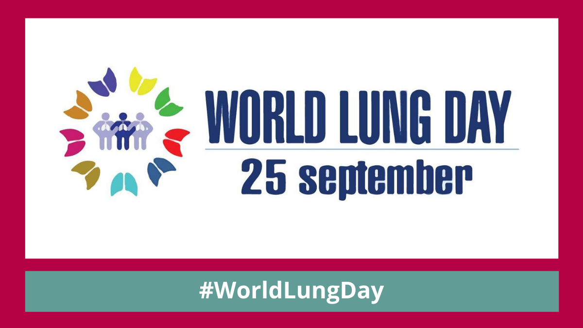 World Lung Day: 25 September 2020