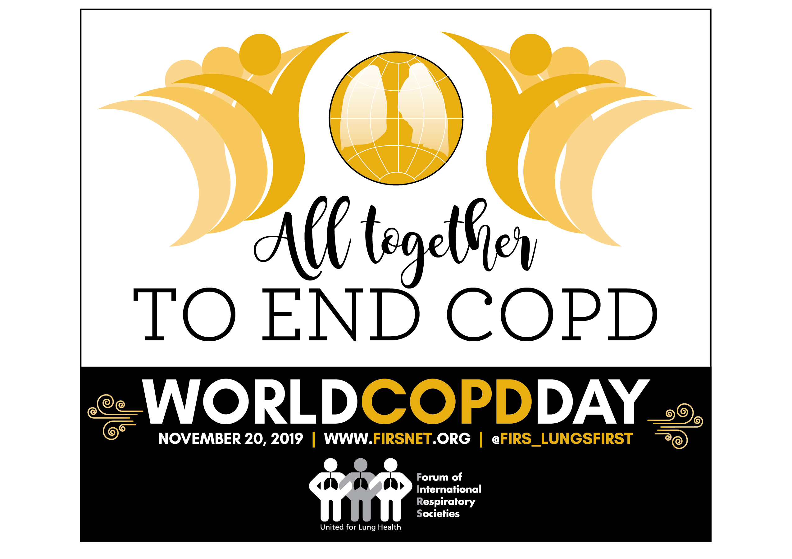 World COPD Day: 20 November